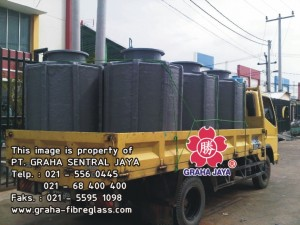 Tangki Air Ground Tank Fibreglass